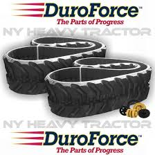 new rubber tracks set of two for daewoo solar 75v 450x81x74