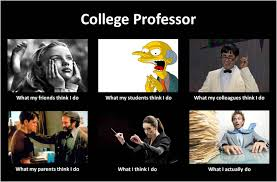 Meme College - college professors meme metapreneurship