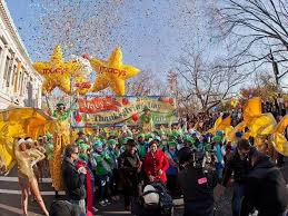 macy s thanksgiving day parade the route the road closures how