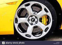 lamborghini gallardo wheels wheel of lamborghini gallardo stock photo royalty free image