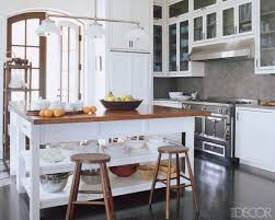 decorating a kitchen island