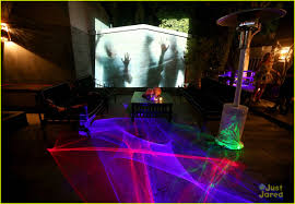 Halloween Party Lighting by Demi Lovato Throws Halloween Party Photo 613283 Photo Gallery