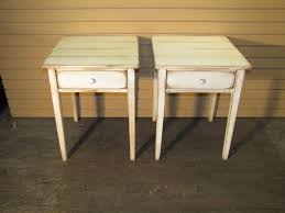 cottage style tables farmhouse end table etsy white farmhouse