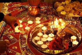 how to celebrate diwali in india