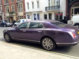 purple bentley meanwhile back in london u2026 slim paley