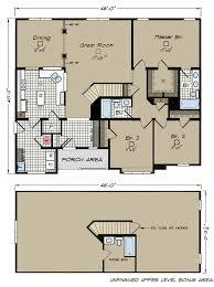 Champion Modular Home Floor Plans Salisbury Down East Realty U0026 Custom Homes