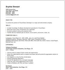 job resume objectives government resume objective statement
