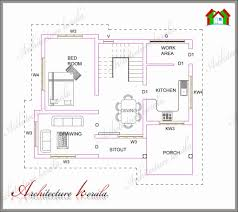 1300 square foot house beautiful ideas sq ft house plans with basement in kerala 1300