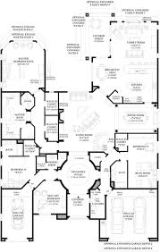 toll brothers mercado floor plan floor plans pinterest