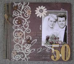 50th anniversary photo album 24 best 50th anniversary album ideas images on 50th