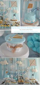 baby boy birthday ideas kara s party ideas kite flying up in the clouds baby shower