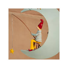 mobile chambre bébé chambre bébé lune l oiseau bateau