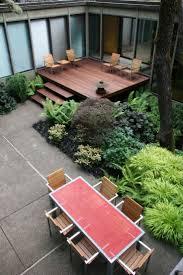 mid century modern atomic indy landscaping garden trends