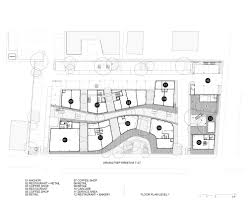 Bakery Floor Plan Design Kurve 7 Stu D O Architects Archdaily