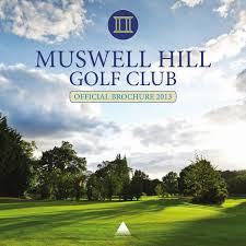 the muswell hill golf club annual corporate brochure 2013 by