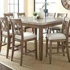 counter height dining room sets table set 9 piece rooms to go