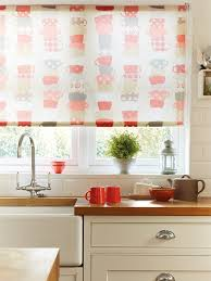 kitchen lovely kitchen roller blinds roman on throughout 1000
