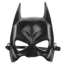 cool mardi gras masks half batman mask black classical figure