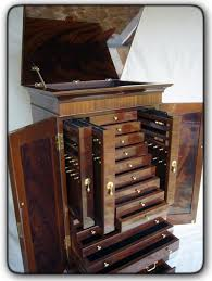 Hutch Jewelry Fivebraids Custom Woodworking Gallery