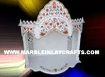 Marble Temple Home Decoration Marble Buddha Statue White Marble Buddha Statue Wholesale Trader