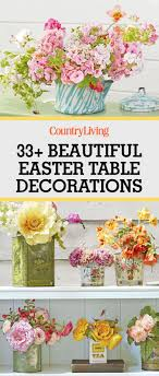 40 Easter Table Decorations Centerpieces for Easter