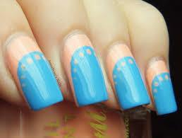 annabean u0027s nails polish roulette two colours one manicure