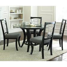 Silver Dining Chair Steve Silver Dining Table Set Delano Room Leaf And Chairs Velvet
