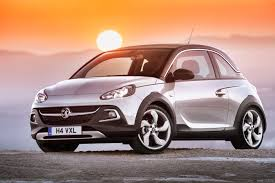 vauxhall adam adam rocks ready to roll