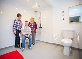 Bathroom Grants Disabled Facilities Grants Change Lives The Housing Executive