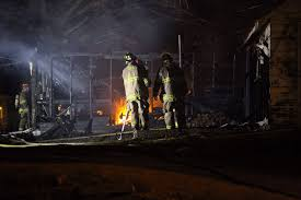 firefighters extinguish early morning benson garage fire u2013 meanstreets