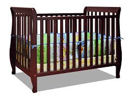 Convertible Cribs Sale Athena 4 In 1 Crib With Toddler Rail Cherry
