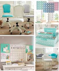 mg decor update your home office with these preppy chic