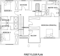 liberia house plan 4 bedrooms 4 bathrooms home design