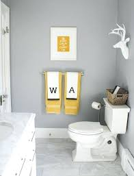 grey and yellow bathroom ideas yellow bathroom decor flowersarelovely