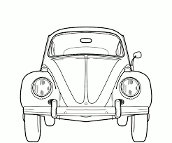volkswagen bug drawing file real bug png wikimedia commons