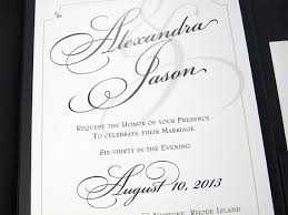 Classic Wedding Invitations Borders Perfect Classic Simple Classic Wedding Invitations