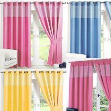 Pink Gingham Curtains Gingham Curtains Ebay