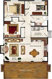Small House Floor Plans With Basement 1216 Best Small House Plans Images On Pinterest