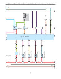 2013 toyota rav4 original and coloured electrical wiring diagrams