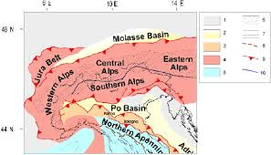 Italy Time Zone Map by Northern Italy Earthquakes Earthquakes