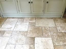 backsplash kitchen with travertine floors travertine kitchen