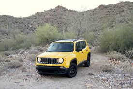 new jeep renegade jeep u0027s new renegade simplicity is its own reward ars technica