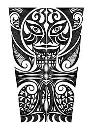 polynesian with cross forearm design by thehoundofulster