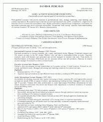 Resume Livecareer William Odio Account Manager Business Development Bilingual Fluent