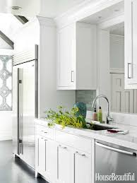 brown and white kitchen cabinets 17 white kitchen cabinet ideas paint colors and hardware