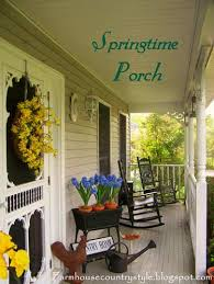 country farmhouse country porch decorating ideas front porch