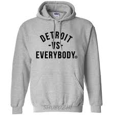 aliexpress com buy mens cotton hoodies unisex detroit vs