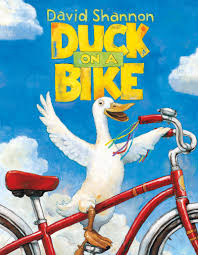 duck on a bike teaching guide scholastic