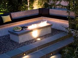 Pictures Of Patios With Fire Pits Turn Up The Heat In Your Patio