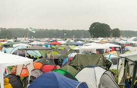 bbq tent dies after bringing a bbq into his tent at festival
